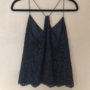 J. Crew Tops - Jcrew lace cami in size 6, EUC